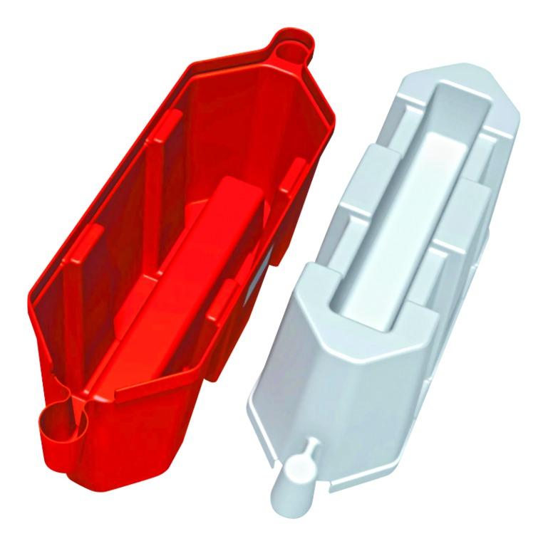 Séparateur de voies empilable type K16