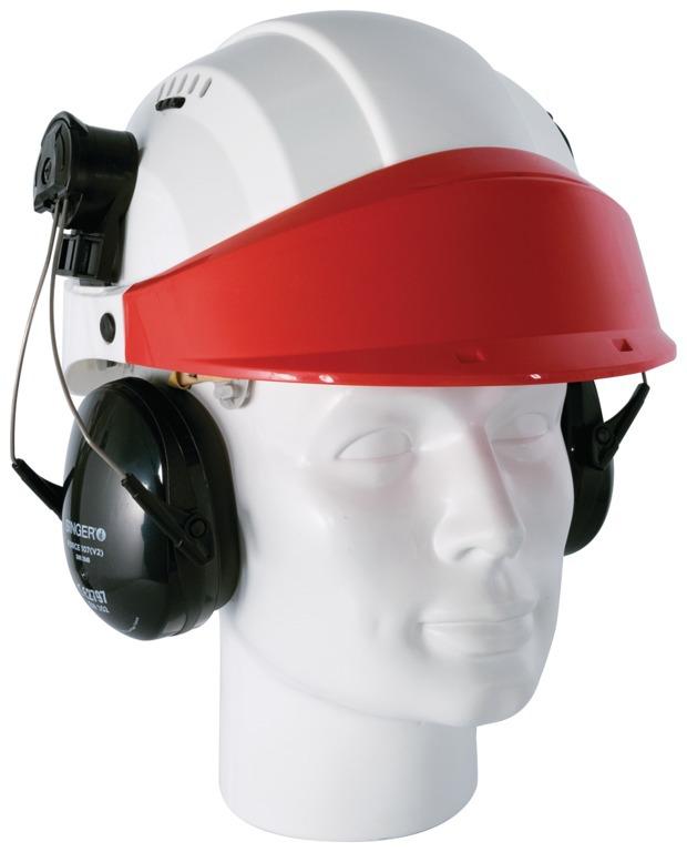 Coquilles anti-bruit 26 dB