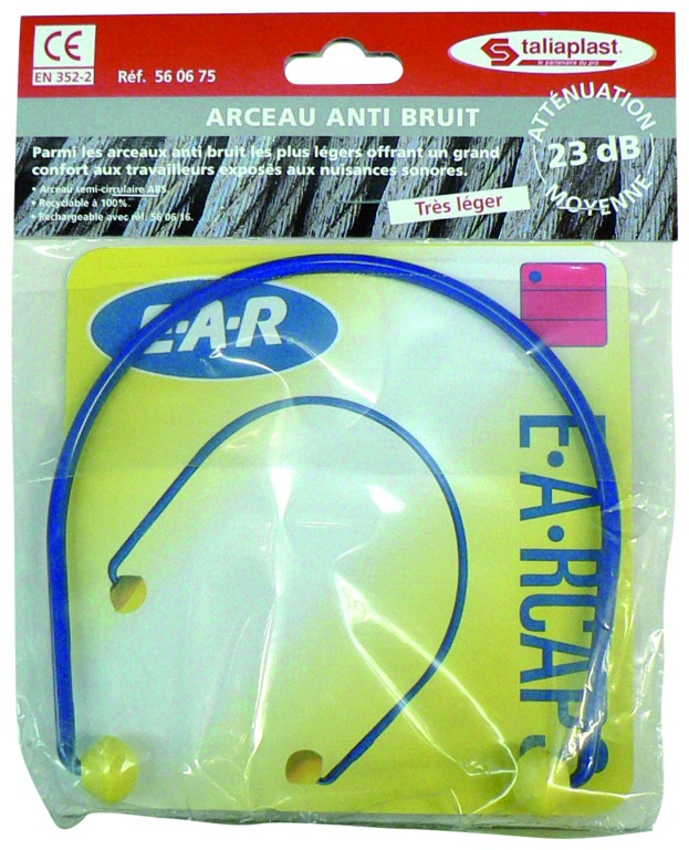 Arceau anti-bruit 23 dB