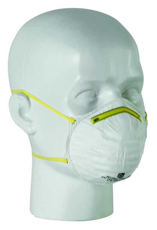 Masques antipoussières