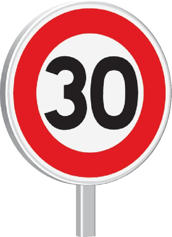 B14 (30 km/h)