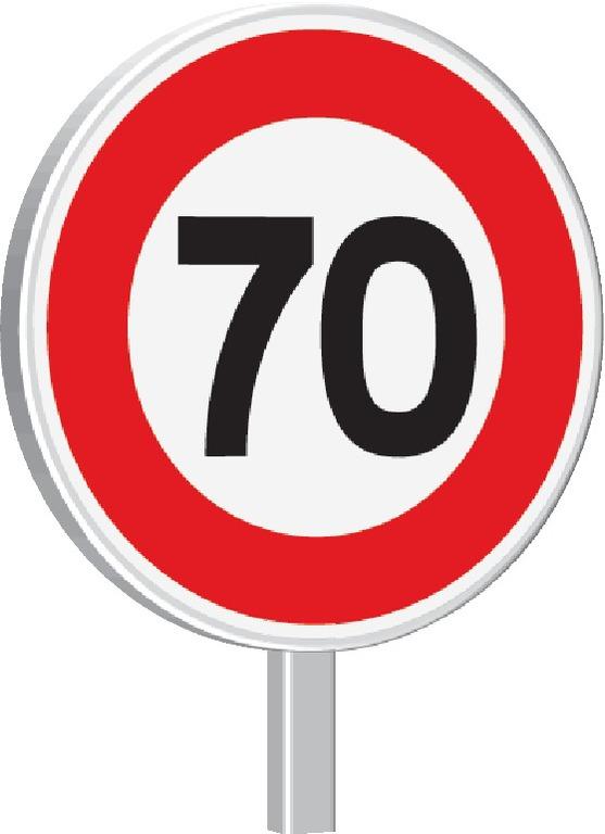 B14 (70 km/h)