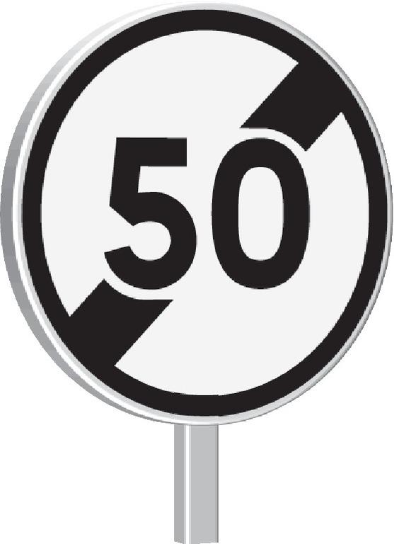 B33 (50 km / h)
