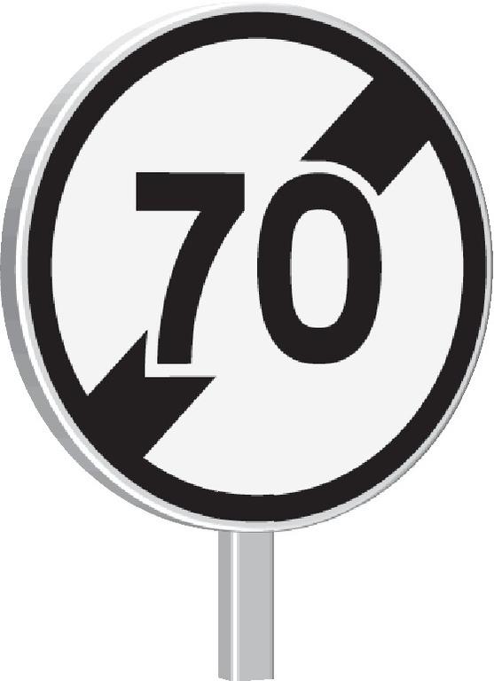 B33 (70 km/h)