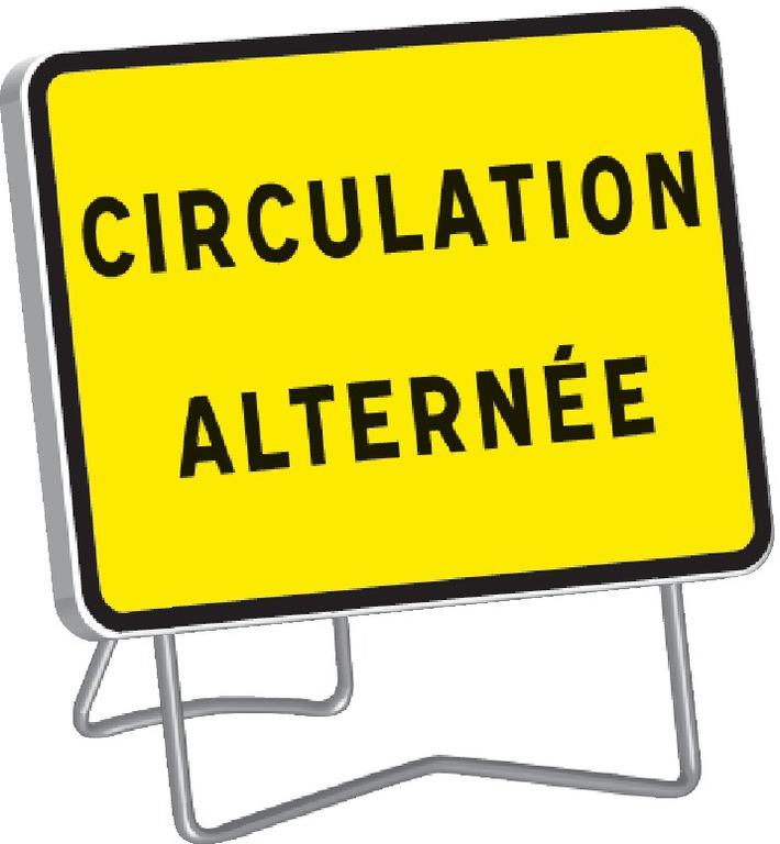 KC1 Circulation alternée
