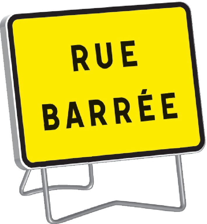 KC1 Rue barrée