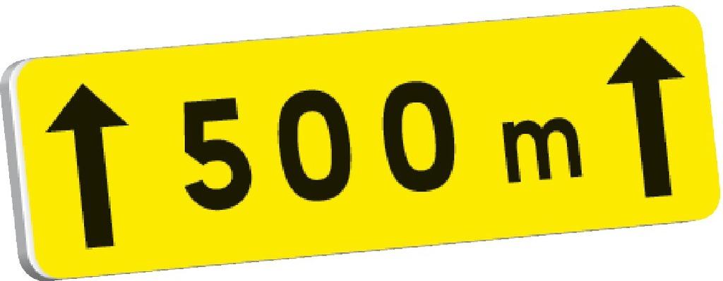 KM2 sur 500m (*exemple)