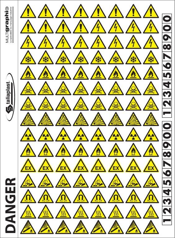 Mini-signaux d'avertissements