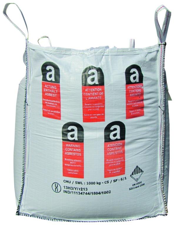 Taliabag® spécial amiante