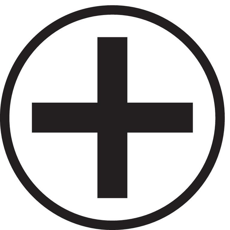 Croisillons auto-nivelants en croix