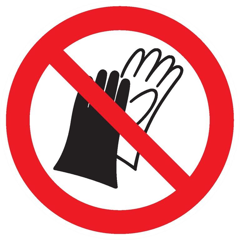 Port degants interdit