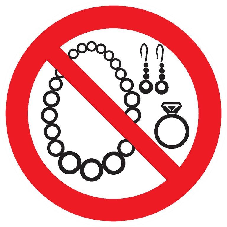 Bijoux interdits