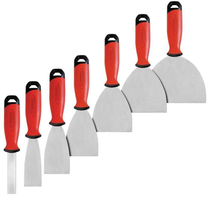 Couteau à enduire type américain INOX