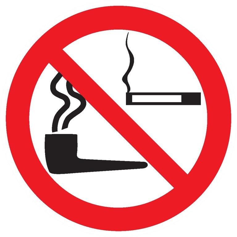 Tabac interdit
