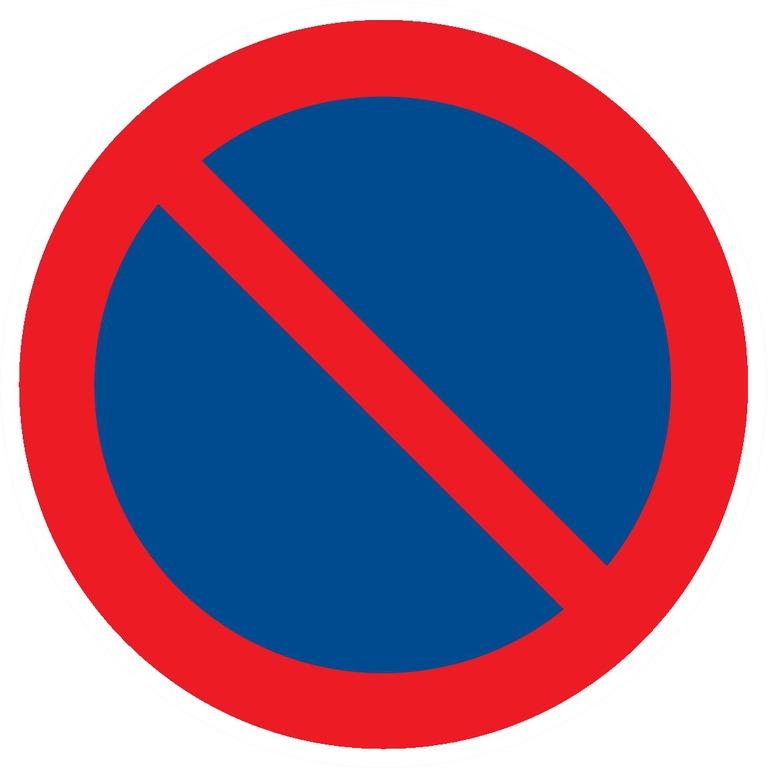 Stationnement interdit