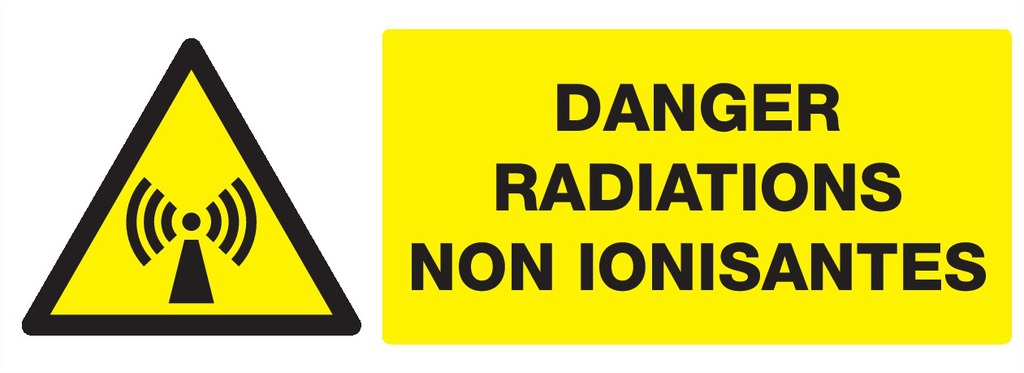 Danger radiations nonionisantes