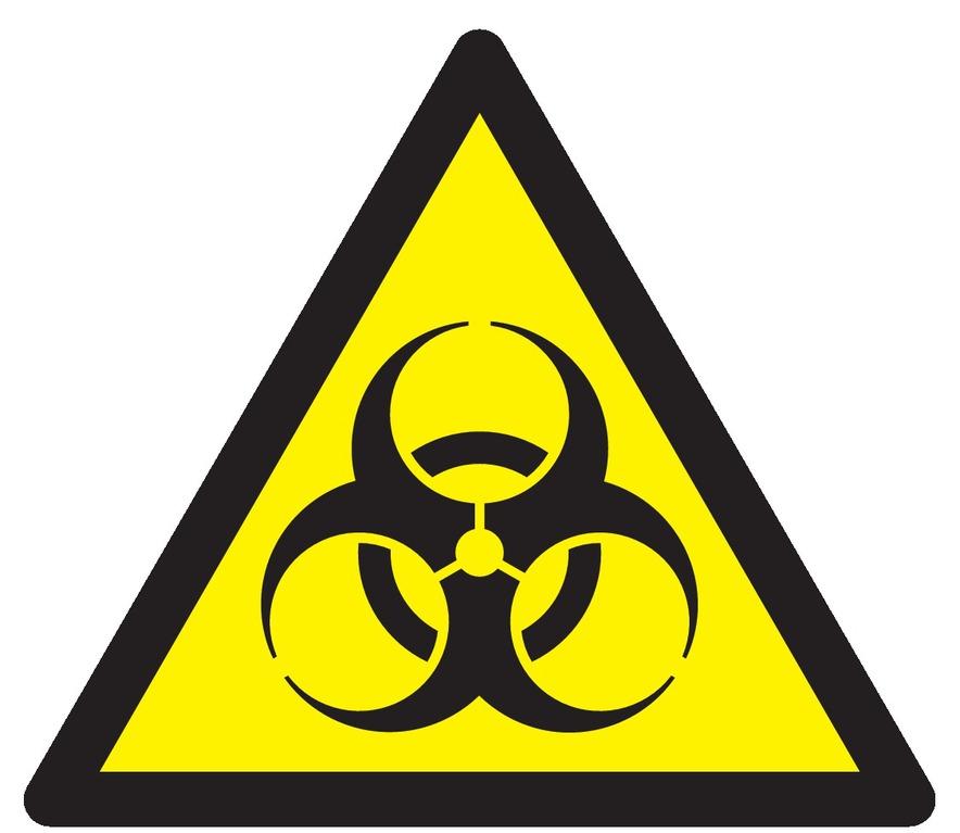 Danger, risque biologique