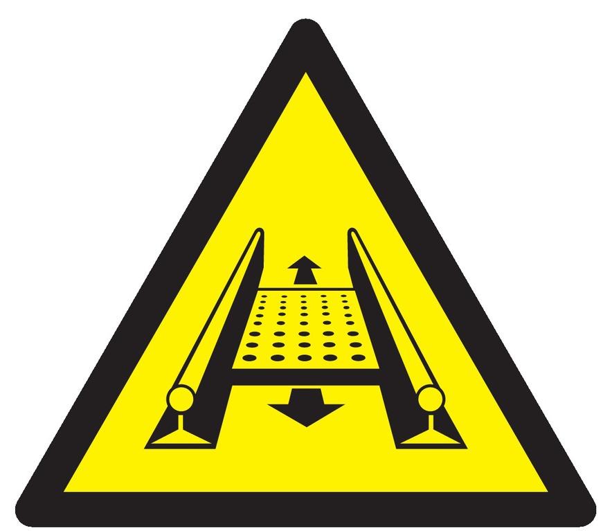 Danger installation mobile