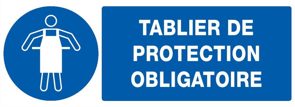 Tablier deprotection obligatoire