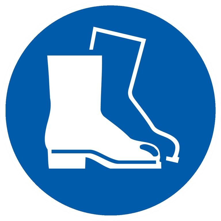 Chaussures desécurité obligatoires