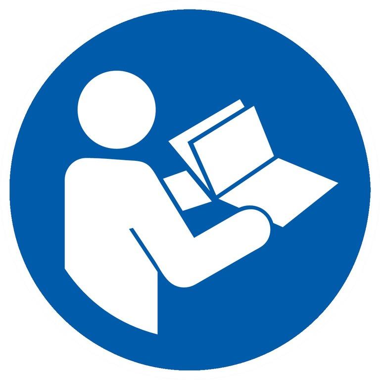 Consulter lemanuel / la notice d'instructions
