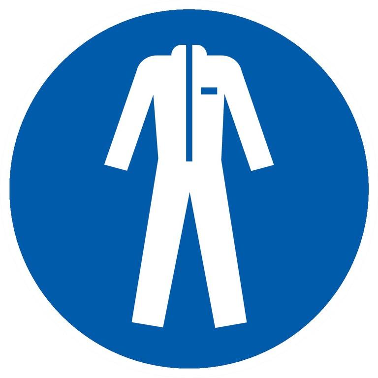 Vêtements deprotection obligatoires