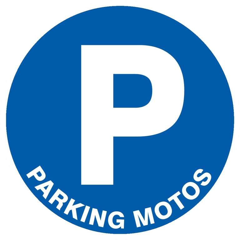 Parking motos
