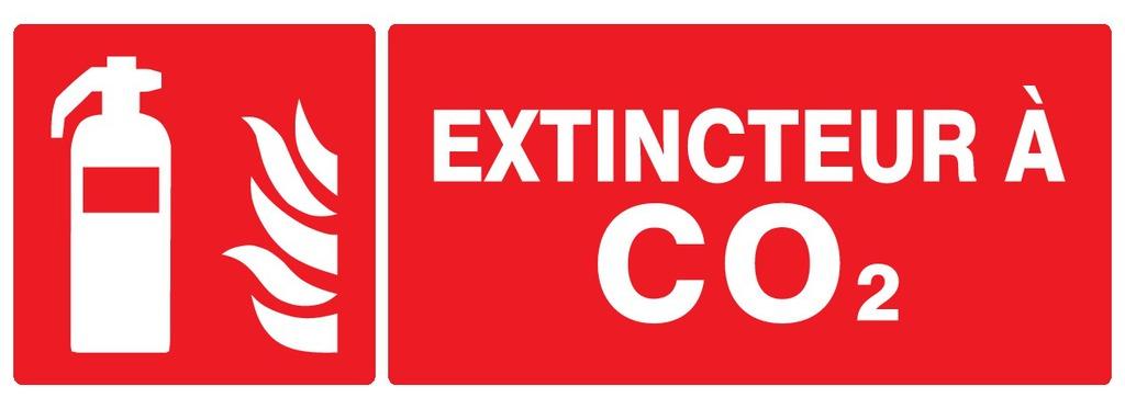 Extincteur àCO2