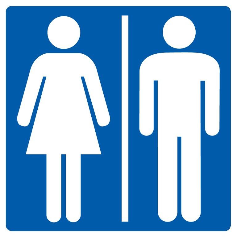 Toilettes hommes/femmes