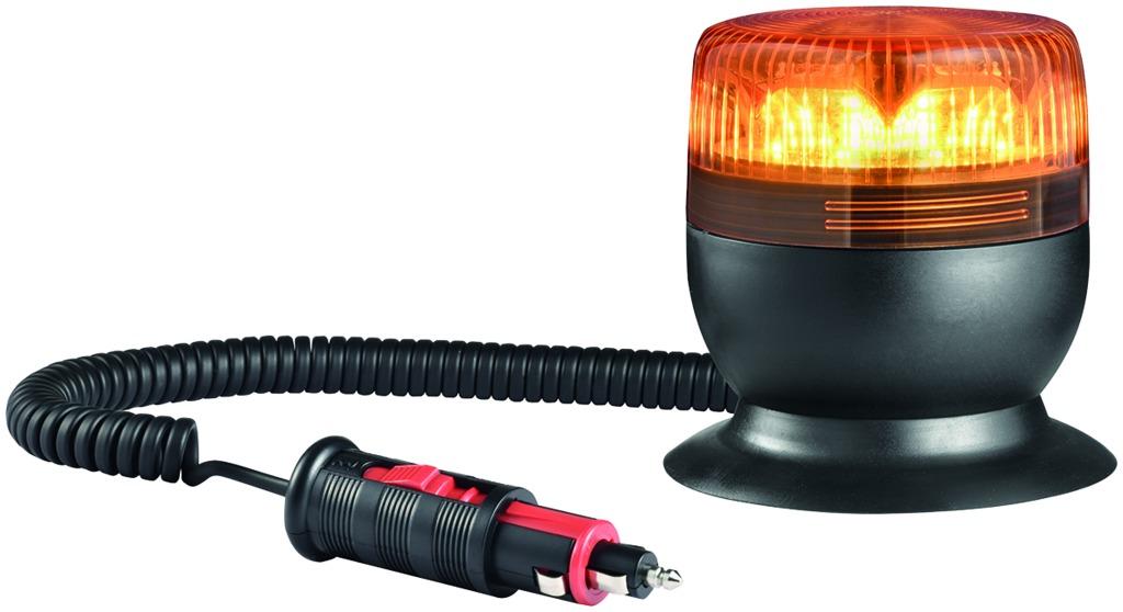 Gyrophare à LEDS bi-tension 12/24 V