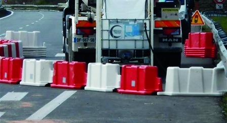 Séparateurs de voies