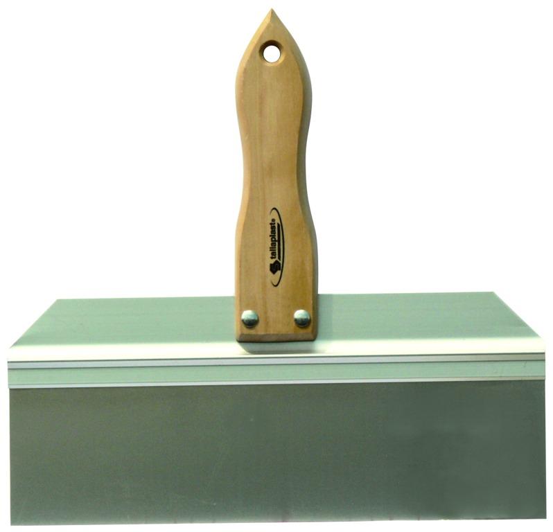 Couteau àenduire INOX pour cloison sèche