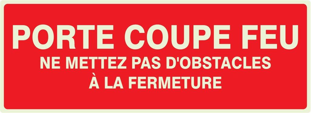 Porte coupe-feu (+ texte)