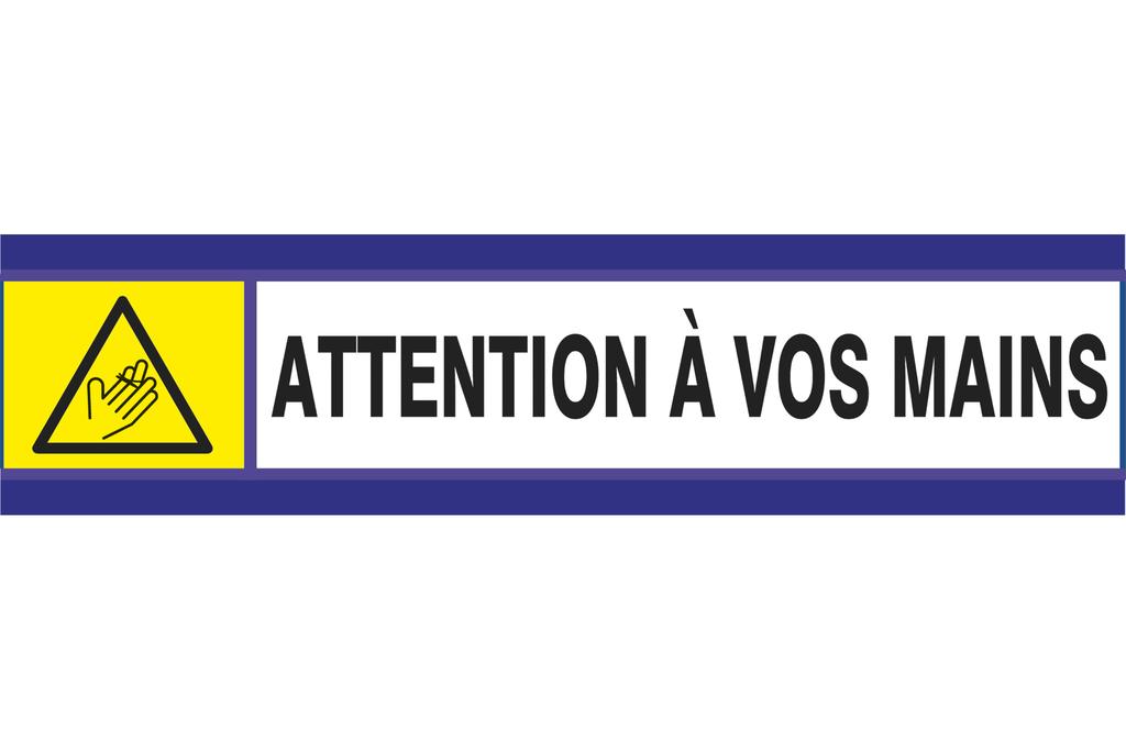 Dsign avertissement
