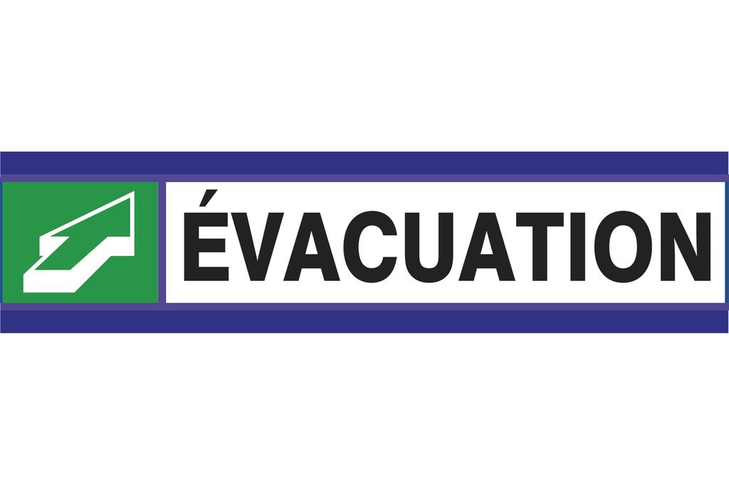 Dsign sécurité évacuation