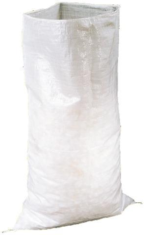 Sac à gravats polypro tissé blanc
