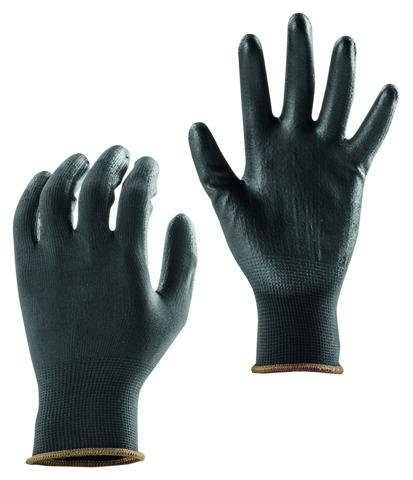 Gants polyester enduction polyuréthane