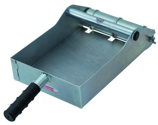 Rouleau applicateur pour joints minces sur blocs béton rectifiés