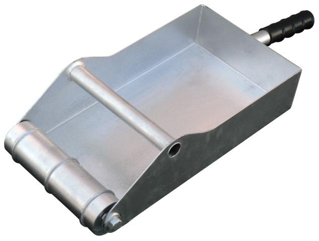 Rouleau applicateur pour joints minces sur briques