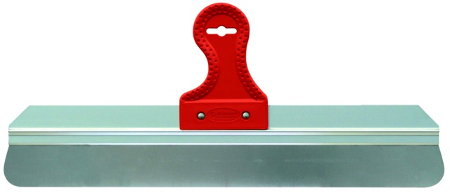 Couteau àenduire INOX bords arrondis