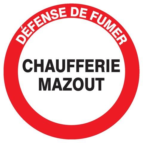 Défense defumer chaufferie mazout