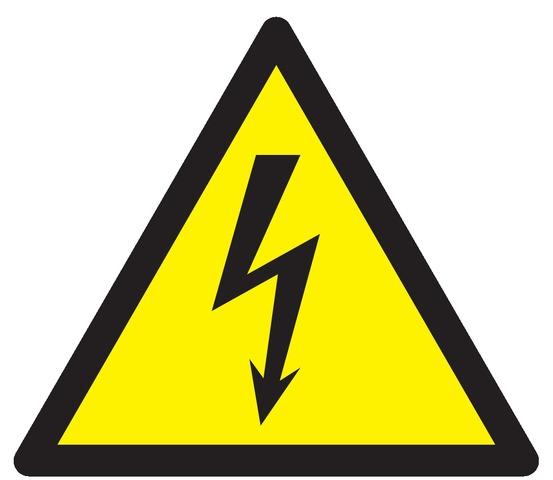 Danger, électricité