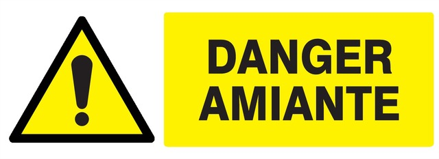 Danger amiante