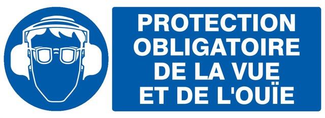 Protection obligatoire dela vue etde l'ouïe
