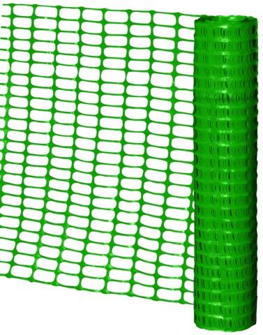Barrière de signalisation verte