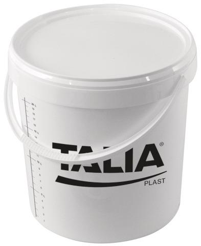Bac malaxeur 20 litres avec couvercle