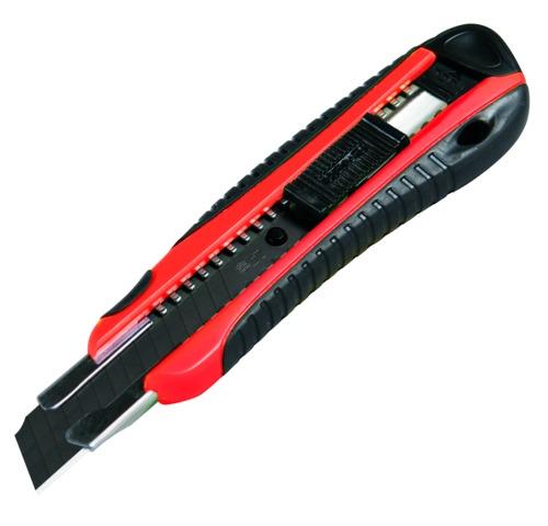 Cutter PRO bi-matière lame SK2 18 mm