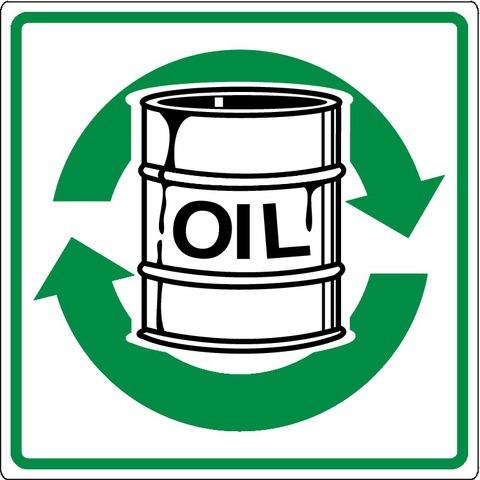 Recyclage del'huile