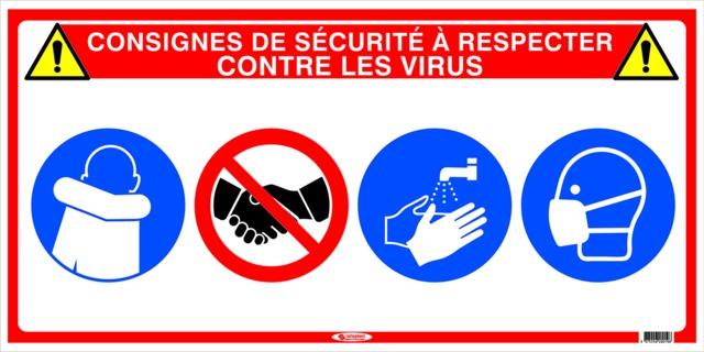 4 en 1 spécial virus