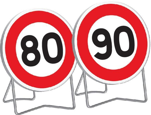 B14 (80 ou 90 km/h)